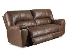 Simmons Harbortown Sofa Big Lots by Simmons Harbortown Faux Leather Sofa From Big Lots 288 00