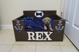 diy dog bed wooden bed youtube