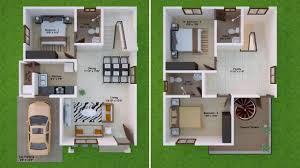 30 X 30 House Floor Plans by House Design 20 X 30 Youtube