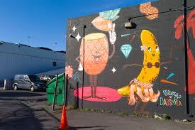 Famous Street Mural Artists by Street Art Not Beaches In Honolulu U0027s Kakaako The Japan Times