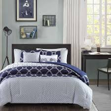 Full Size Of Bedroomunusual Gray And Navy Bedroom Purple Grey Wall