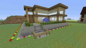 Resurrected This Was My First Ever Built Minecraft House Made In Server
