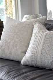 Pottery Barn Throw Pillows by Welcoming Fall A Fall Home Tour Decor Gold Designs