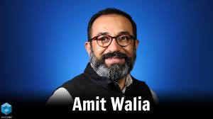 100 Amit Inc Informatica Promotes Walia To CEO As It Hits 1B In