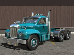 1963 Mack B-61 | Trucks & Trucks | Pinterest | Rigs, Biggest Truck ...