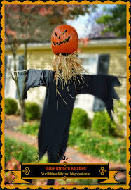 Halloween At Greenfield Village 2014 by Blue Ribbon Kitchen Easy Halloween Light Post Scarecrow