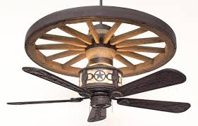 Image Of The Rustic Ceiling Fans Style