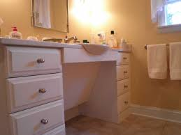 Handicap Accessible Bathroom Design Ideas by Wheelchair Accessible Bathroom Sink Vanity Bathroom Design Ideas