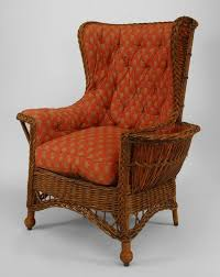 Used Pottery Barn Seagrass Chairs by Funiture Amazing Pottery Barn Outlet Wicker Wingback Chair Pier