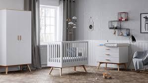 chambre bébé9 chambre nautis lit 70x140 commode armoire blanc vente en ligne de