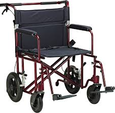 Transport Chair Or Wheelchair by Bariatric Heavy Duty Transport Chair Drive Medical