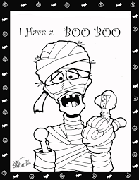 Sheets Free Halloween Coloring Pages 53 In Download With