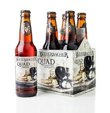 Weyerbacher Imperial Pumpkin Stout by Quad Weyerbacher Brewing Company