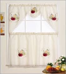 Sears Canada Sheer Curtains by Martha Stewart Collection Kitchen Curtains