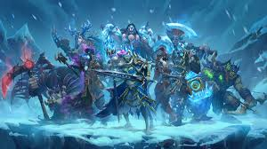 Warlock Deck Hearthstone August 2017 by How To Beat The Lich King With All Nine Classes In Knights Of The