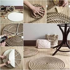 tapis a faire soi meme plus de 25 idées uniques dans la catégorie tapis de bricolage sur