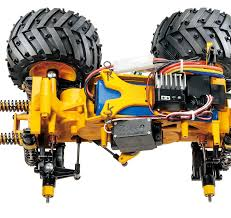 100 1 4 Scale Rc Semi Trucks 2 Heavy Dump Truck Gf0 Tamiya USA