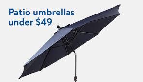 Patio Umbrellas Walmart Usa by Patio U0026 Outdoor Decor Walmart Com