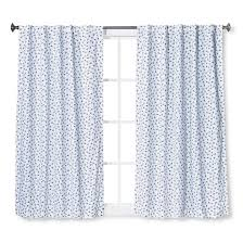 White Valance Curtains Target by Nursery Curtains U0026 Blinds Target