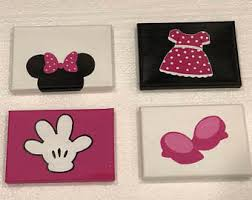 Minnie Mouse Bedroom Accessories Ireland by Minnie Mouse Decor Etsy