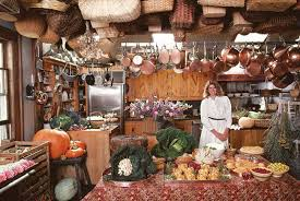 Tour Martha Stewart s Home Cantitoe Corners In Bedford New York
