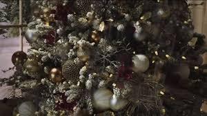 Qvc Christmas Tree Storage Bag by Santa U0027s Best 9 U0027 Rgb 2 0 Flocked Balsam Fir Christmas Tree Page 1