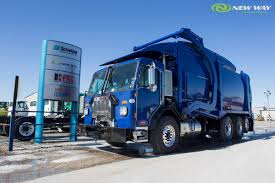 100 Garbage Truck Youtube Mammoth Front Loader New Way S