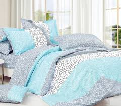 dove aqua twin xl comforter college ave designer series cotton