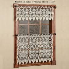 Lace Window Curtains Target by Craft Ideas Using Lace Picture Window Curtains Kitchen Hanging