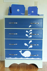 Americana Decor Chalky Finish Paint Tutorial by Spray Painting A Dresser Dresser Makeover With Americana Decor