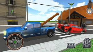 Tow Truck Car Transporter Sim (by Zing Mine Games Production ...