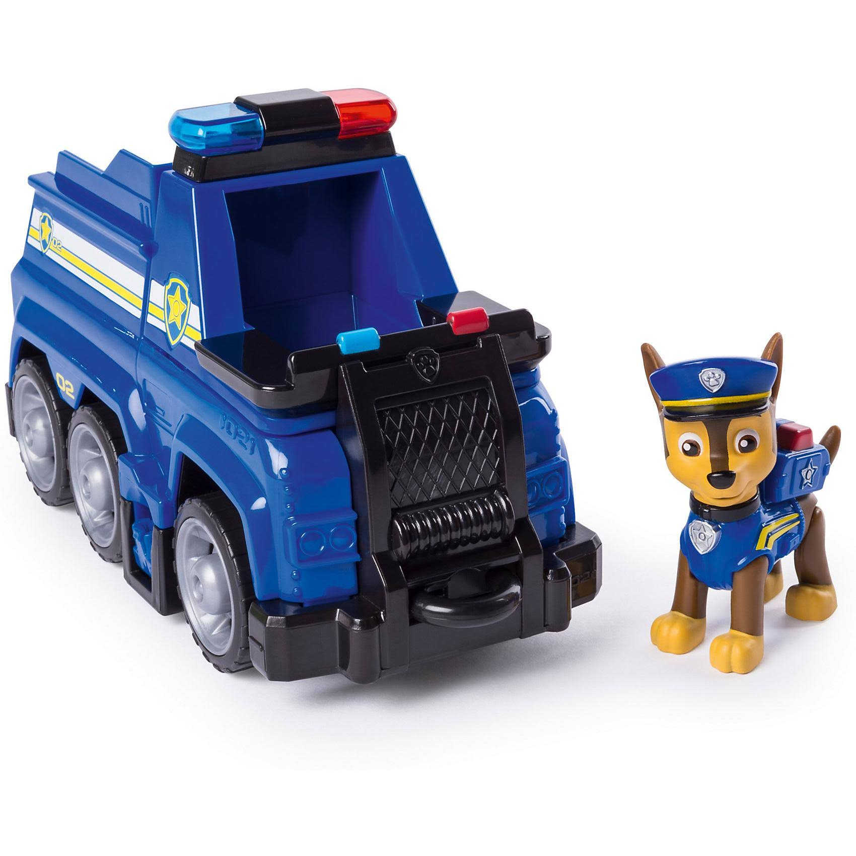 Paw Patrol 6053369 Chase's Ultimate Rescue Police Cruiser New
