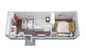 100 One Bedroom Granny Flats Small Space With Huge Potential High
