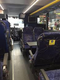 bus review megabus new york to boston south station journeys