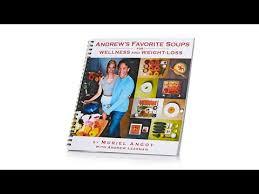Andrews Favorite Soups Cookbook By Muriel Angot