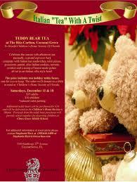 Coconut Grove Halloween 2014 by South Florida Nights Magazine Teddy Bear Tea At The Ritz Carlton