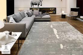 teppiche für das wohnzimmer wählen sie die perfekte größe