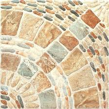Outdoor Stone Flooring China Ceramic Floor Tile For Building Texture