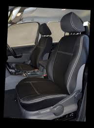 Ford Seat Covers : FORD Territory FRONT Car Seat Covers - Front Pair ...
