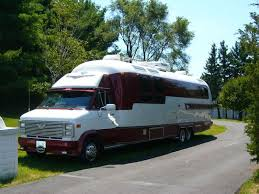 Custom Vintage Airstream Motorhome Price Just Reduced