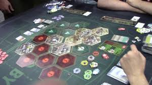 Fallout The Board Game By Fantasy Flight Games At Gencon 2017