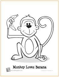 Monkey Loves Banana