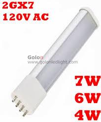 led horizontal l led ceiling light free shipping 13w pls