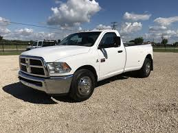 2012 Dodge Ram 3500 Regular Cab Dually For Sale In Greenville, TX 75402