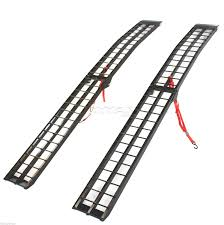 Amazon.com: 8 Ft Aluminum Atv Loading Ramps Truck Ramp Pair By Titan ... Loading Ramps For Box Trucks Best Truck Resource Guangzhou Hanmoke Unloading Container Load Ramp With Cheap Recovery Find Deals On Line Hd Motorcycle Atv Amazoncom Alinum Trailer Car Truck 1 Pair 2 Pickup 1500 Lbs Capacity Trifold Bolton Semitrailer Storage Brackets Discount 10 5000 Lb With Hook Five Star Bifold 1500lb Better Built Extended