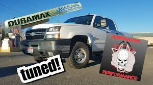 100 Adrenaline Truck Performance EFI LIVE Tuned Duramax YouTube
