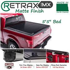 100 Truck Bed Covers Ford F150 60373 RetraxONE MX Retractable Tonneau Cover 56 2015