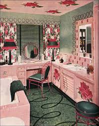 Who Out There Has A Pink Bathroom Did It Come Original To Your House Or You Recreate Dream
