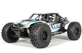 100 Axial Rc Trucks AX90025 110 Yeti Kit 4WD Electric RC Rock Racer Truck