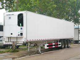 High Performance Refrigerated Trailer For Sale – Refrigerated Semi ...